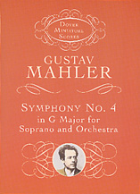 Symphony No. 4 in G Major for Soprano and Orchestra