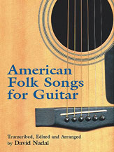 American Folk Songs for Guitar