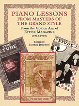 Piano Lessons from Masters of the Grand Style
