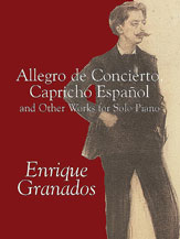 Allegro de Concierto, Capricho Espanol and Other Works for Solo Piano