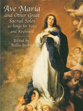 Ave Maria and Other Great Sacred Songs