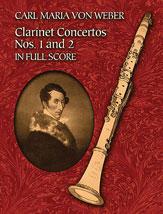 Clarinet Concertos Nos. 1 and 2