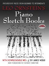 Leo Ornstein's Piano Sketch Books