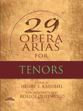 29 Opera Arias for Tenors