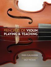 Principles of Violin Playing & Teaching