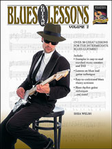 Blues Guitar Lessons, Vol. 2