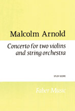 Concerto for Two Violins and String Orchestra