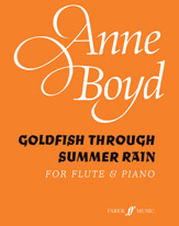 Goldfish Through Summer Rain