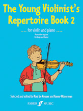The Young Violinist's Repertoire, Book 2
