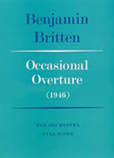 Occasional Overture