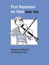 First Repertoire for Viola, Book Two