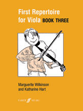 First Repertoire for Viola, Book Three