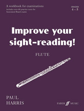 Improve Your Sight-reading! Flute, Grade 4-5