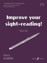 Improve Your Sight-reading! Flute, Grade 4-5