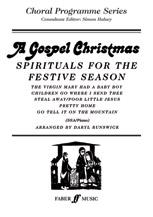 Daryl Runswick : A Gospel Christmas : SSA : 01 Songbook : 9780571515974 : 12-0571515975