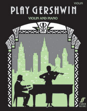 Play Gershwin for Violin