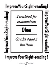 Improve Your Sight-Reading! Oboe, Grade 4-5