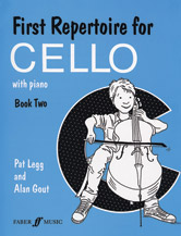 First Repertoire for Cello, Book Two