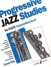 Progressive Jazz Studies for Flute, Book 2