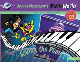 PianoWorld Book 1: Saving the Piano