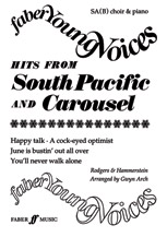 Gwyn Arch : Hits from <i>South Pacific</i> and <i>Carousel</i> : SA(B) : Songbook : 9780571517466 : 12-0571517463