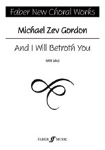And I Will Betroth You