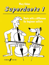 Superduets for Cello, Book 1