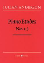 Piano Etudes Nos. 1-3