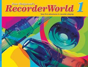 RecorderWorld Student's Book 1