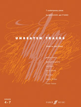 Unbeaten Tracks for Bassoon