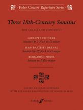 Three 18th Century Sonatas