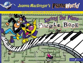 PianoWorld Book 1: Saving the Piano Puzzle Book