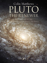 Pluto, the Renewer