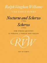 Nocturne & Scherzo with Scherzo