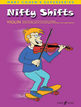 Nifty Shifts for Violin (Book) (Violin); #YL12-0571521878 By Mary Cohen