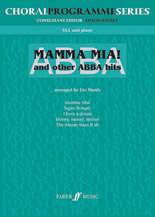 Lin Marsh : Mamma Mia and Other ABBA Hits : SSA : Songbook : 9780571522200 : 12-0571522203
