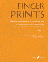 Fingerprints for Trumpet and Piano, Grade 1-4