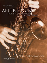 After Hours for E-flat Alto Saxophone and Piano
