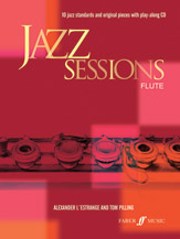 Jazz Sessions for Flute