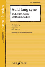 Alexander L'Estrange : Auld Lang Syne : SAB : Book : 9780571523474 : 12-0571523471
