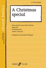 Alexander L'Estrange : A Christmas Special : SAB : Songbook : 9780571523481 : 12-057152348X
