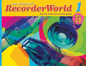 RecorderWorld Student's Book 1
