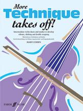 More Technique Takes Off! for Violin