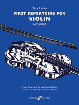 First Repertoire for Violin