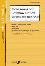Alexander L'Estrange : More Songs of a Rainbow Nation : SAB : Songbook :               : 12-0571525156