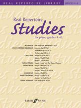 Real Repertoire Studies for Piano Grades 4-6