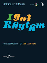 I Got Rhythm for Alto Saxophone