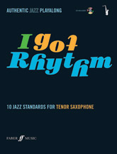 I Got Rhythm for Tenor Saxophone