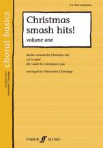 Alexander L'Estrange : Christmas Smash Hits!, Volume 1 : SAB : Songbook : 9780571528493 : 12-057152849X