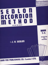 Sedlon Accordion Method, Book 1A